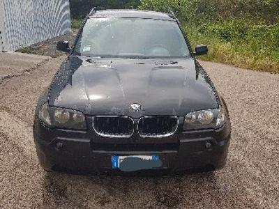 usado BMW X3 3.0d cambio automatico