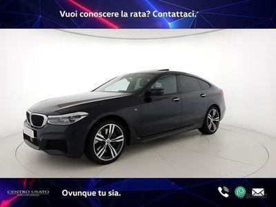 usata BMW 630 Serie 6 d GT xdrive Msport 265cv auto