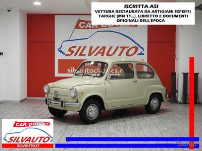 käytetty Fiat 600D 600FANALONA - ISCRITTA ASI
