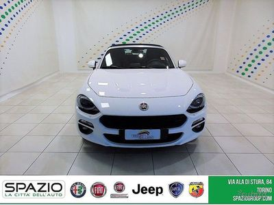 brugt Fiat 124 Spider 1.4 m-air Lusso