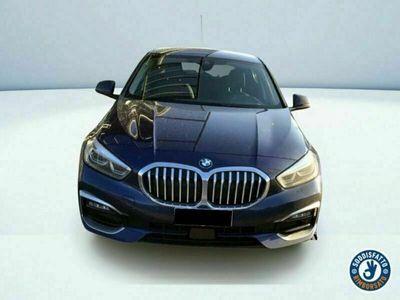 usata BMW 116 SERIE 1 (5 PORTE) D 5 PORTE LUXURY