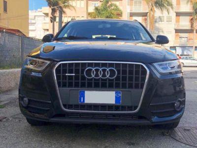 used Audi Q3 vers. Quattro 4x4 anno 2013 108 mila km
