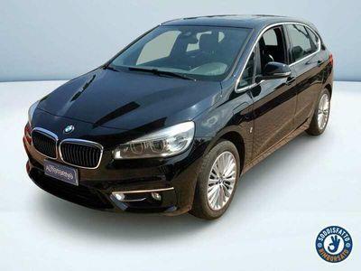 usata BMW 225 Serie 2 Active Tourer xe Iperformance Luxury Auto