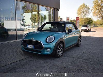 usata Mini Cooper D Cabriolet Cabrio 1.5