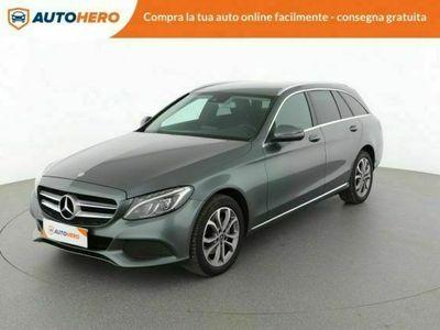 usata Mercedes C220 d S.W. 4Matic Auto Sport - CONSEGNA A CASA GRATIS