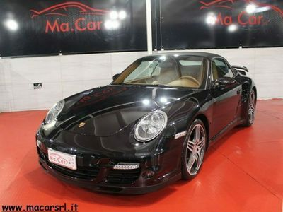 usata Porsche 911 Turbo Cabriolet Napoli
