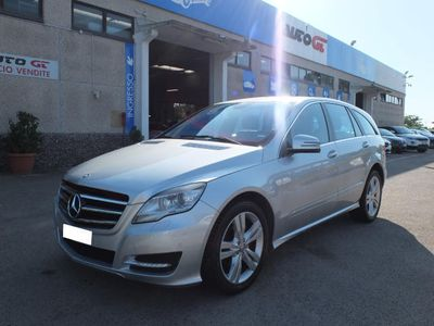 used Mercedes R350 CDI cat 4Matic Sport Lunga