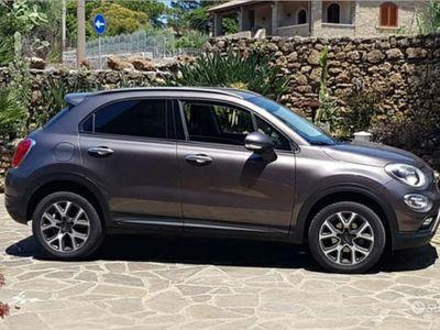 usata Fiat 500X cross 1.6 mjet 120 cv anno 2018