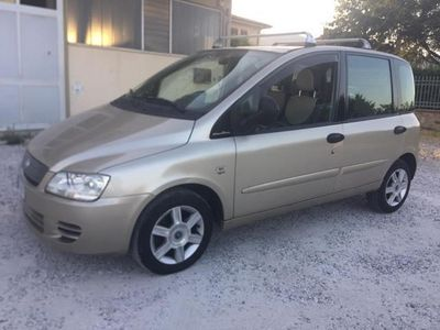 usata Fiat Multipla 1.6 16V Natural Power Emotion metano rev gancio tr