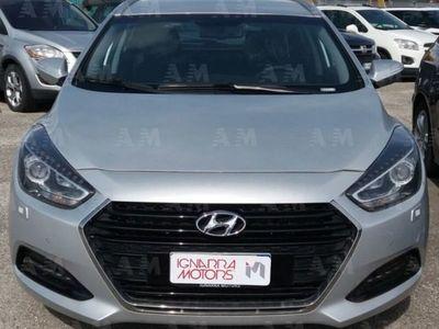 usata Hyundai i40 Station Wagon 1.7 CRDi 141 CV Business nuova a Ceccano