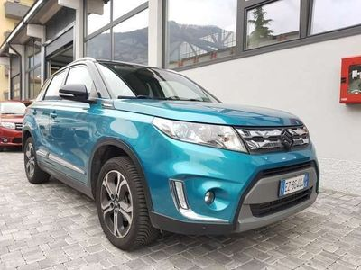 usata Suzuki Vitara 1.6 DDiS 4WD All Grip V-Top EURO 6 KM 60700!!!!