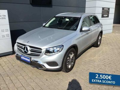 usata Mercedes GLC220 CLASSE GLCd Business 4matic auto