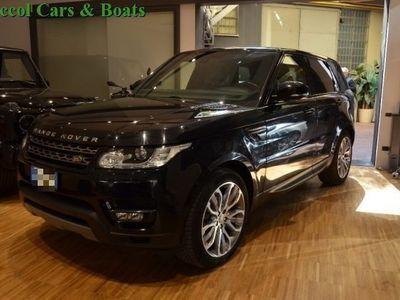 """usata Land Rover Range Rover Sport 3.0 TDV6 *TETTO PANO*SEDILI RISCALDATI*CERCHI 21""""!"""