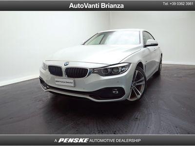 usado BMW 420 Gran Coupé Serie 4 GC d Sport