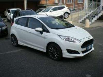 used Ford Fiesta 1.0 EcoBoost 100CV 5 porte ST-Line SOLO 27.000 KM