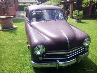 usata Fiat 1400 berlina anno 1951