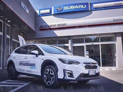 usata Subaru XV 2.0i e-Boxer MHEV Lineartronic Premium del 2019 usata a Casapulla