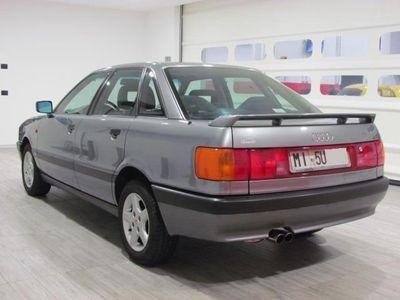 usata Audi 80 1.8 cat S del 1991 usata a Grumello del Monte
