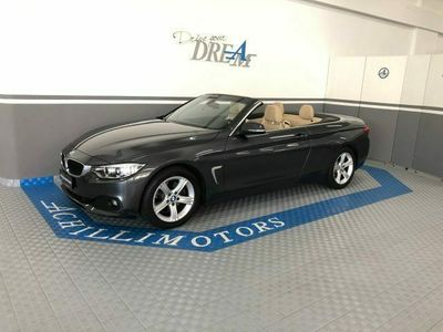 usata BMW 425 d Cabrio Advantage Autom. 1prop Full opt.