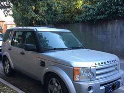 usata Land Rover Discovery 3 2.7 TDV6 HSE