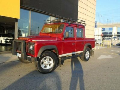 usata Land Rover Defender 110 2.2 TD4 High Capacity Pick Up E del 2013 usata a Parma