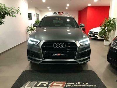 usata Audi Q3 2.0 tdi 150cv sline edition