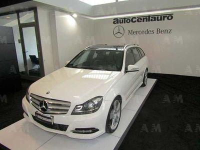usata Mercedes 250 Classe C Station WagonCDI 4Matic BlueEFF. Avantgarde del 2013 usata a Torino