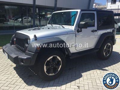 used Jeep Wrangler WRANGLER2.8 crd Sport auto Dpf