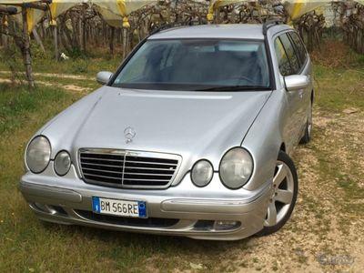 usata Mercedes E270 Classecdi sw