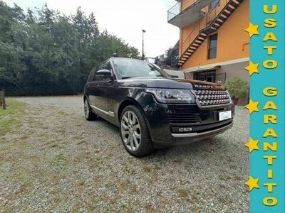 usata Land Rover Range Rover 3.0 TDV6 Vogue FINO A 48 MESI DI GARANZIA