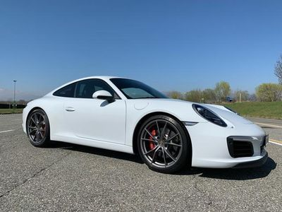 usata Porsche 911 Carrera S 3.0 991.2 Coupé PDK Sport Chrono 420 CV