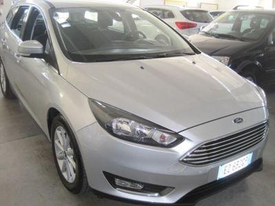 usata Ford Focus 1.5 TDCi 120 CV Start&Stop SW Titanium rif. 6941680