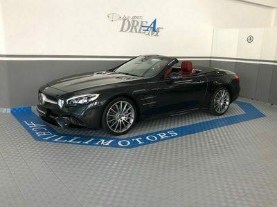 usata Mercedes SL500 Roadster AMG 455cv 1prop. pari al nuovo *12500km*