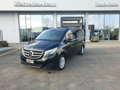 usata Mercedes V250 d Automatic 4Matic Premium Long