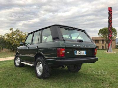 brugt Land Rover Range Rover Classic Range Rover 2.5 TD 5 porte Vogue
