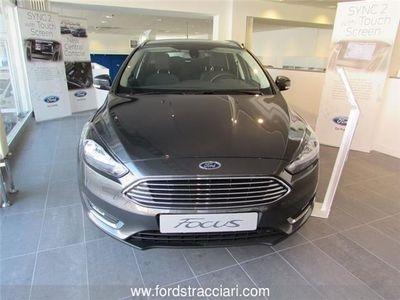 usata Ford Focus Focus1.5 TDCi 120CV S&S SW Titanium
