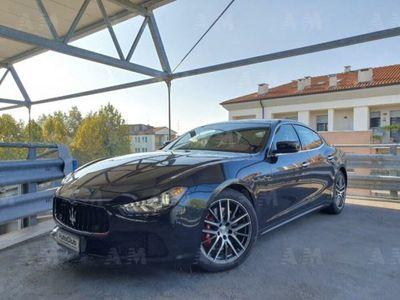 usata Maserati Ghibli Ghibli3.0 Diesel del 2015 usata a Modena