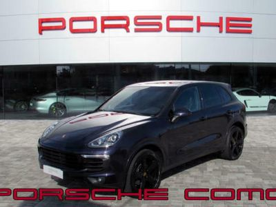 usata Porsche Cayenne Platinum Edition-TETTO-TELECAMERA-IVA ESPOSTA