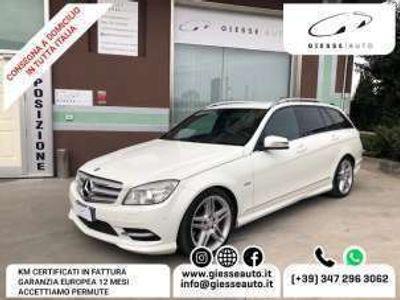 usata Mercedes C350 CDI S.W. 4Matic BlueEFF. Avantgarde AMG PERFETTA ! Diesel