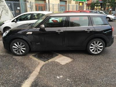 usata Mini Cooper SD Clubman 2.0 Hype ALL4 aut