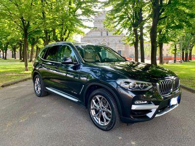 usado BMW X3 xline 20d gara ita pelle nav tagl gratis