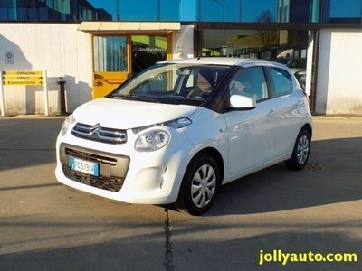second-hand Citroën C1 VTi 68 5 porte Feel - OK NEOPATENTATI