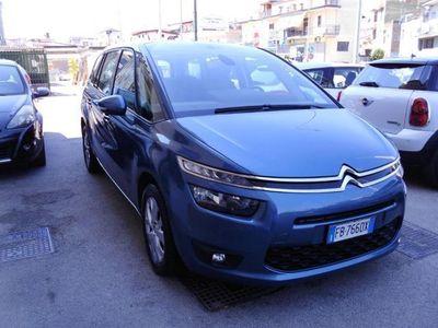 usata Citroën Grand C4 Picasso - C4 Gran Picasso - BlueHDi 120 S&S EAT6 Exclusive AUTOMATICO