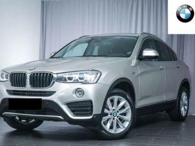 brugt BMW X4 X4xDrive20d Business Advantage Aut.