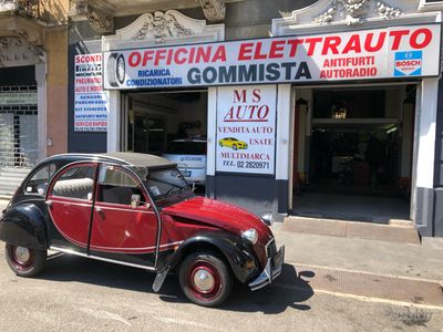 used Citroën 2CV charleston CONSERVATA