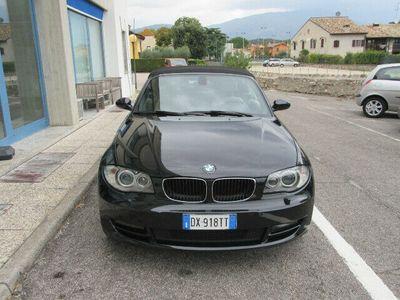 usata BMW 120 Cabriolet d Futura Automatica