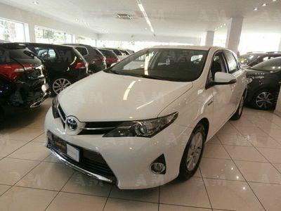 brugt Toyota Auris Hybrid 5 porte Active del 2014 usata a Roma