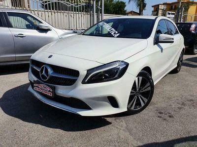 usata Mercedes A180 Classe Ad Automatic Executive