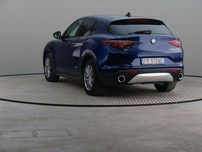 usata Alfa Romeo Stelvio 2.2 Turbo 210cv At8 Q4 Business