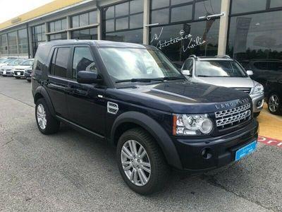 usata Land Rover Discovery 4 3.0 TDV6 211CV HSE